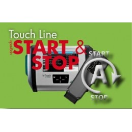 Card Touch Line Start & Stop