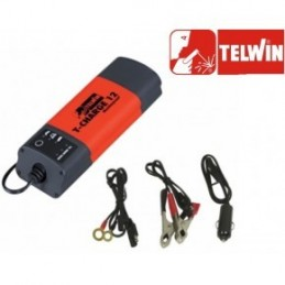 "Chargeur Telwin ""T-charge 12"" (12V/4A)"