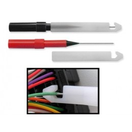 Kit 2 aiguilles avec adaptateur pique-fil
