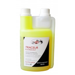 Liquide traceur fluorescent (250ml) - compresseur hybride