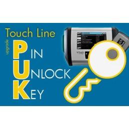 Carte PUK (programmation clef / télécommande)