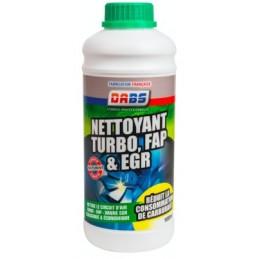 Nettoyant 3 en 1 Turbo FAP Vanne EGR