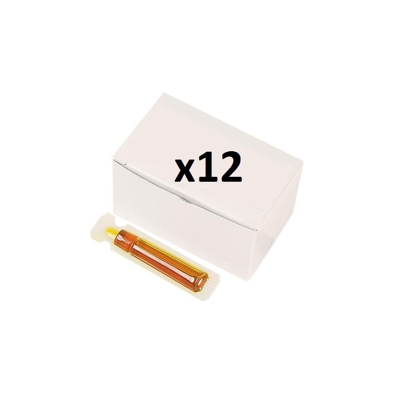 Traceur UV pour r134 en flacon 12 x 7.5ml