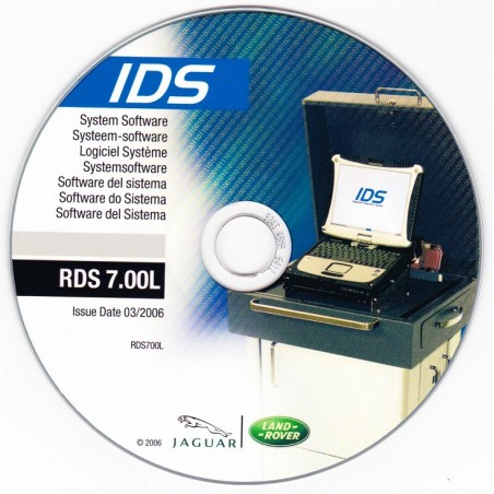 CD RDS 7.0 (Land Rover)