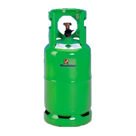 R134a Gas Bottle 12 KG