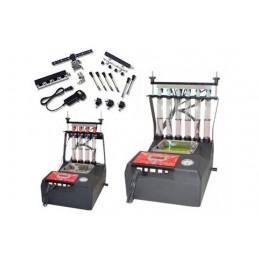 Multijet Pro 4 injectors with ultrasonic cleaning tank