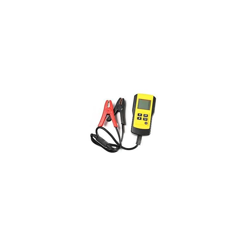 Digital Battery Analyzer 12V