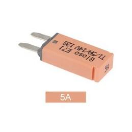 Fusible disjoncteur MINI réarmable manuellement 5A