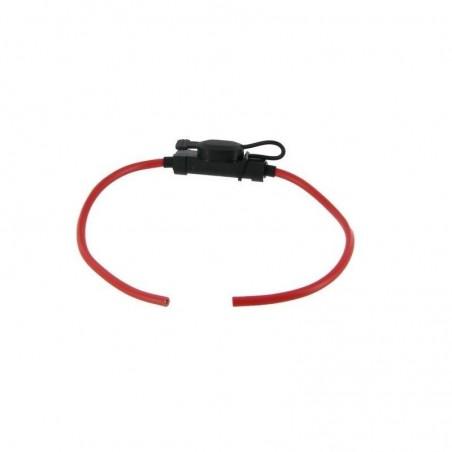 Waterproof micro fuse holder - 30A / 4mm²