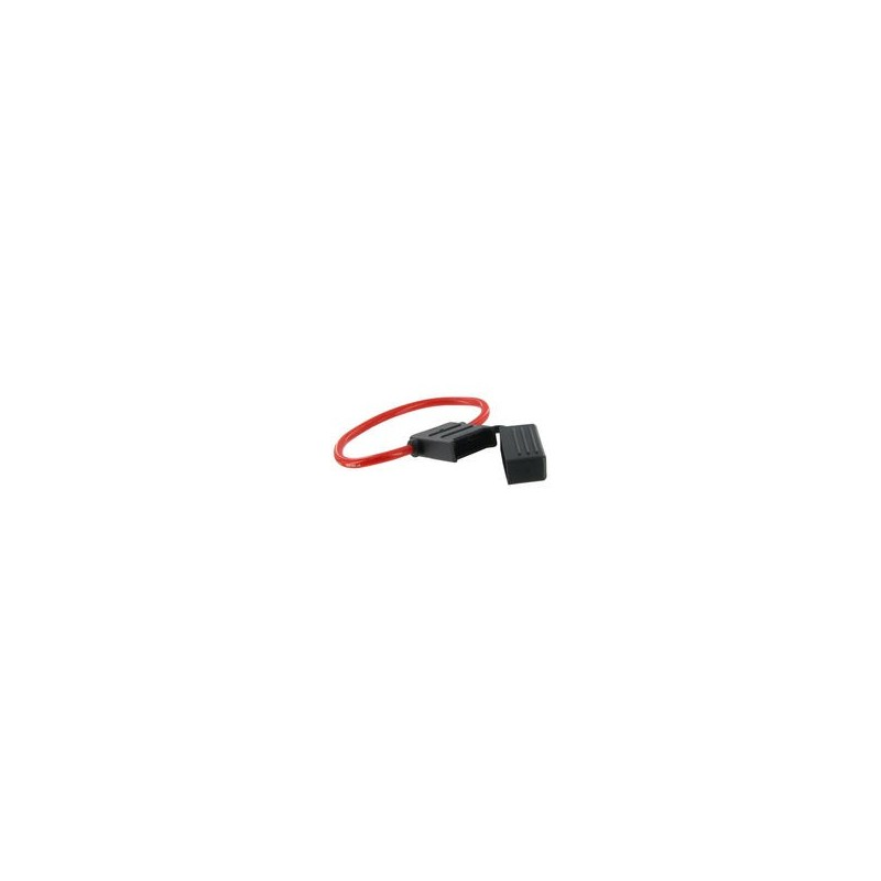 Maxi waterproof wired fuse holder - 40A / 10mm²