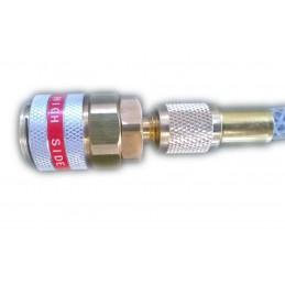 Tuyau Haute Pression R134A avec clapet anti-retour