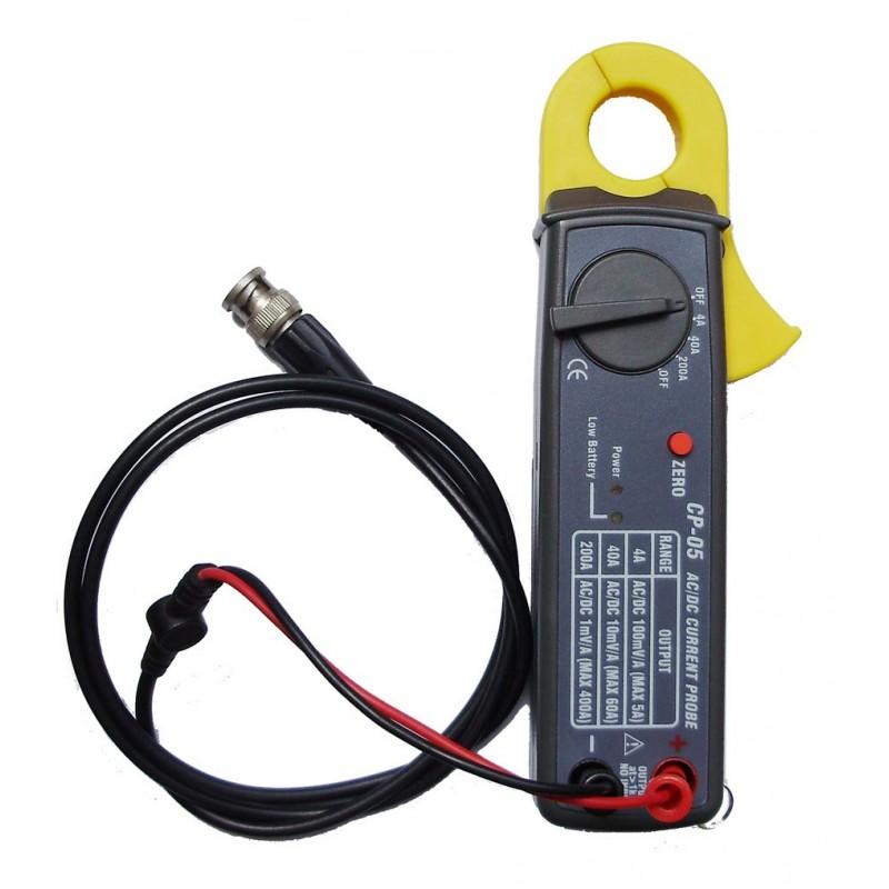 Pinces AC/DC sondes de courant CP-05