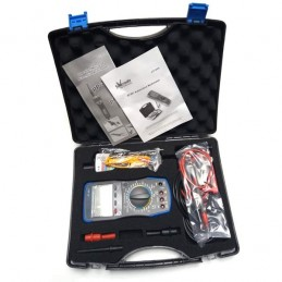 Kit Multimètre Automotive AT-891, sonde PP-200 et valise