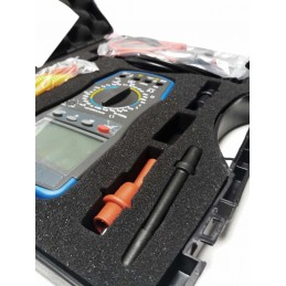 Automotive Multi-meter AT-891 + PP-200 power probe multi tester