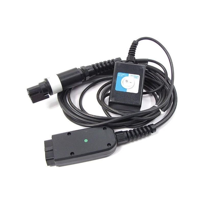 Câble Bleu/Gris pour T4 Land Rover