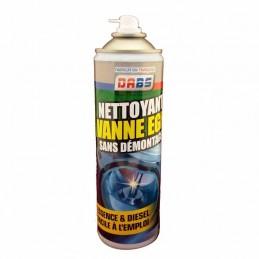Nettoyant vanne EGR (aérosol) sans bouchon