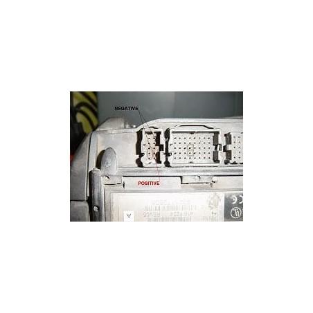 Câble alimentation pour WDS GDS3500 (A-204)