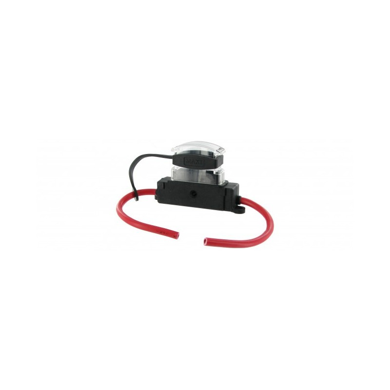 Maxi wired fuse holder - 80A / 16mm²