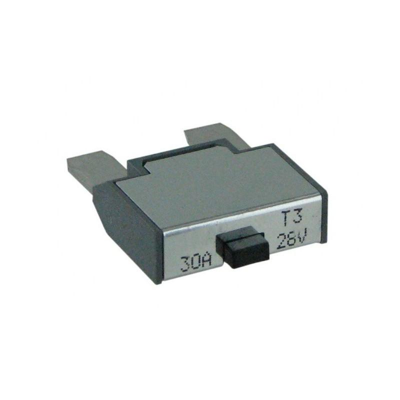Fusible Disjoncteur à réarmement automatique