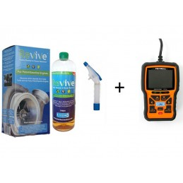 Revive gasoline starter pack + Foxwell NT301