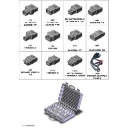 Liste des adaptateurs BrainBee pour véhicules asiatiques