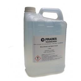 Electrolyte pour décalamineur (5L)