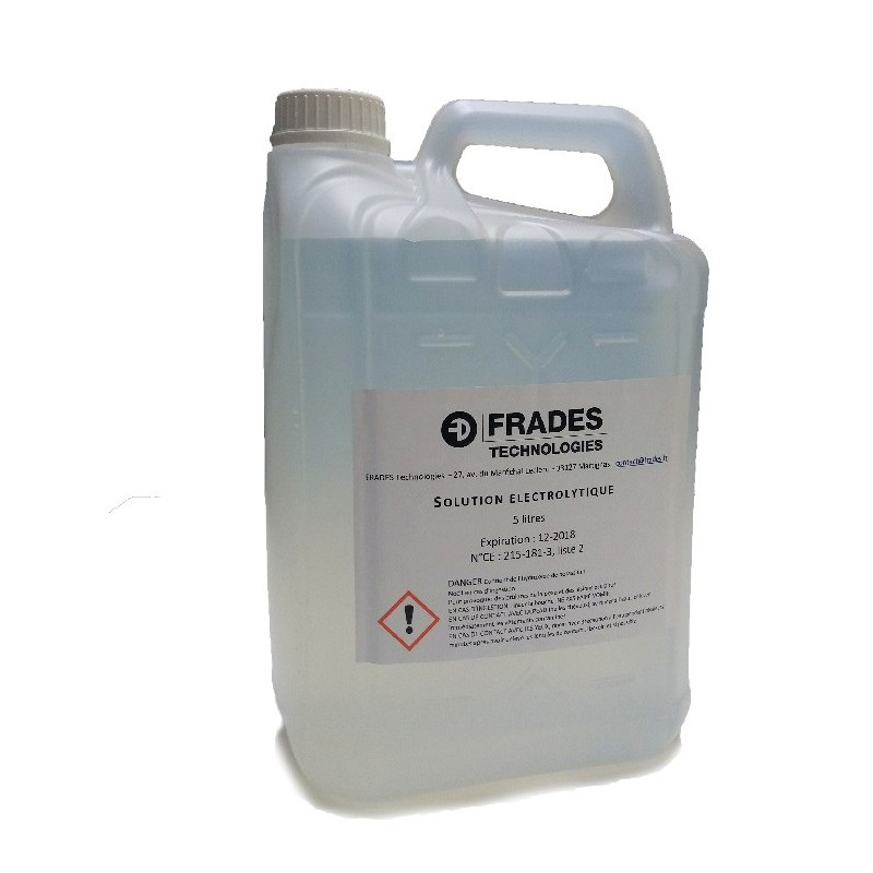 Liquid for Descaling station (5 liters)