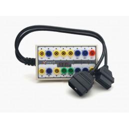 Terminal box socket J1962 (OBD)