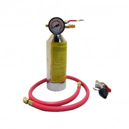Pistolet pour nettoyage du circuit de climatisation auto