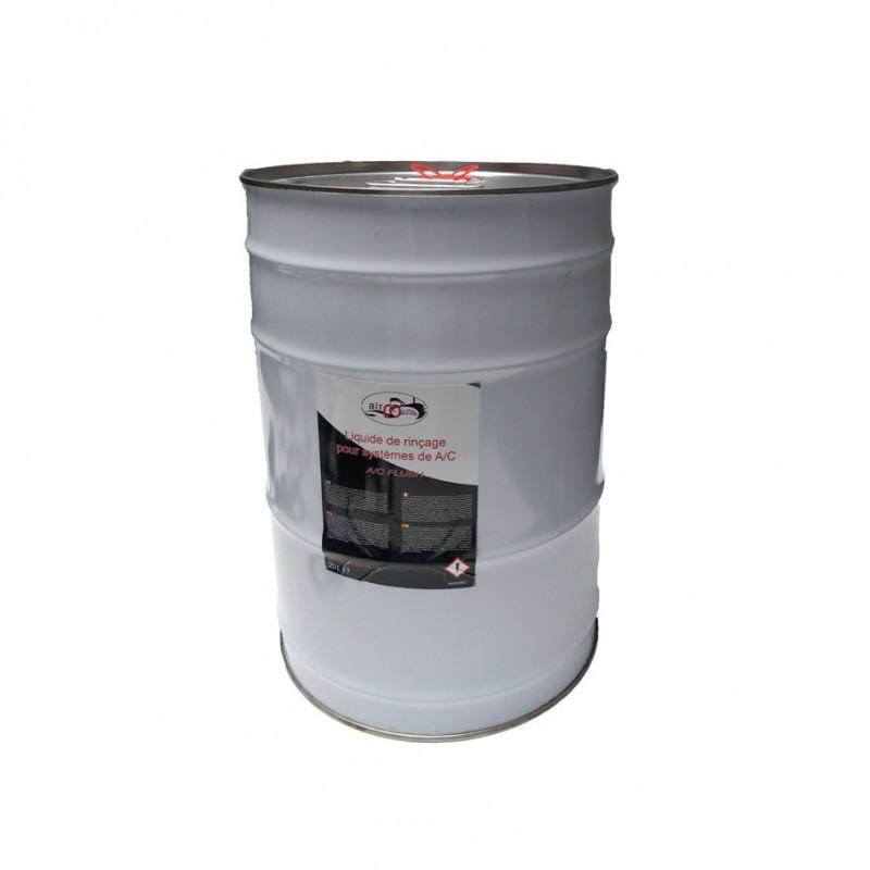 Liquide de lavage pour circuit de climatisation
