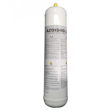 Bouteille d'azote hydrogéné 1L