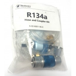 Hose and Coupler Kit for R-134a