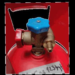 Bonbonne de gaz r1234yf Honeywell