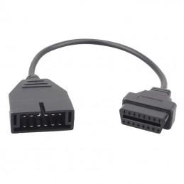 Câble adaptateur OBD pour véhicules de la marque General Motors