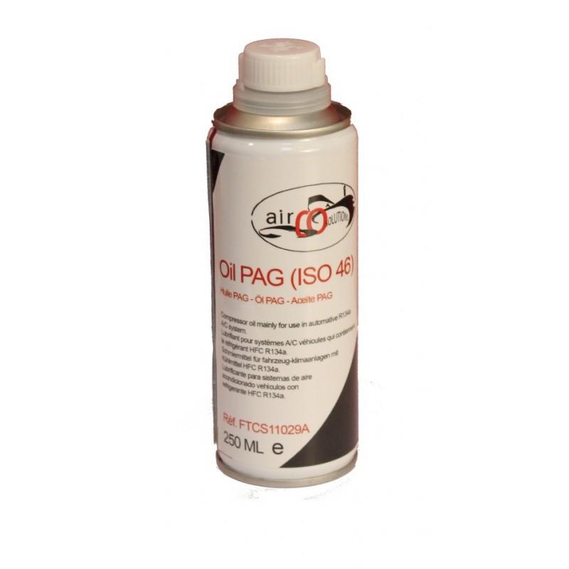 PAG refrigerant gas oil R134a (250ml)