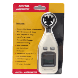 anemometer package