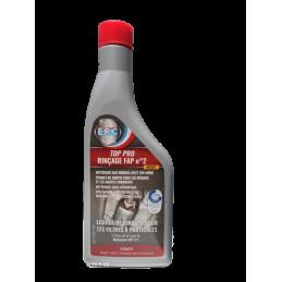 Liquide de rinçage pour filtre à particules automobile de la marque ERC