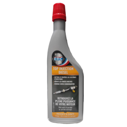 ERC cleaner for diesel injection