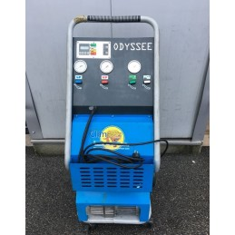 Air conditioning charging station R134a ODYSSEE
