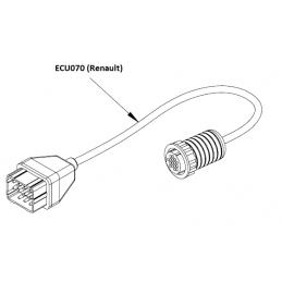 ECU070 - Câble adaptateur...