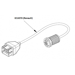 ECU070 - 12 way specific...