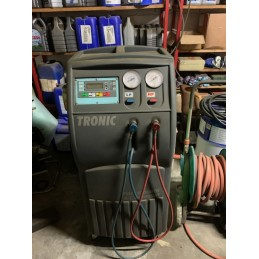 R134a AC machine - Tronic