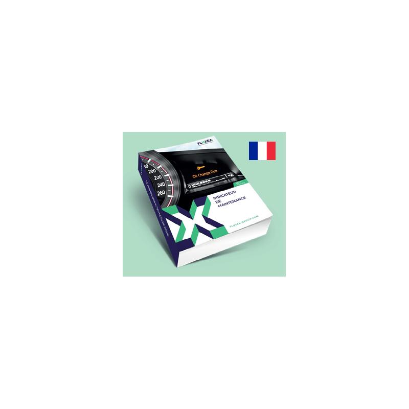 Remise à zéro des témoins d'entretien -16ème edition (2020)