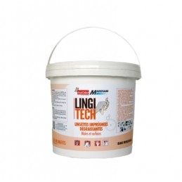 LINGITECH - Degreasing disinfectant wipes
