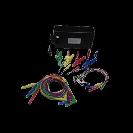 4-channel oscilloscope kit