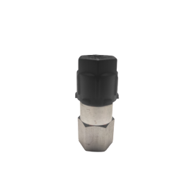 High Pressure Adapter  for r1234yf gaz with cap