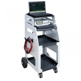 Chariot XL pour chargeurs de batterie GYSFLASH