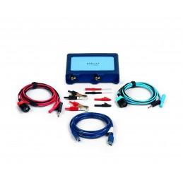 Oscilloscope 2 voies - Kit...