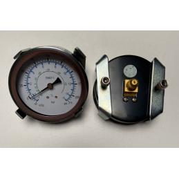 HP & LP manometers for AC...
