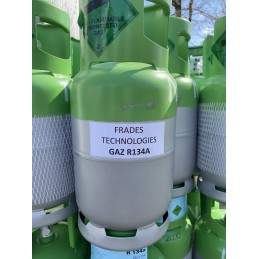 R134a 12KG gas cylinder -...